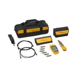 Microscanner PoE Professional Kit with Intellitone Pro 200 Probe and Remote ID kit