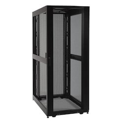 42U Wide Server Rack, Euro-Series - 800 mm Width, Expandable Cabinet, Side Panels Not Included