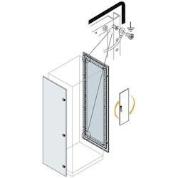 SIDE BLIND DOOR 1800 x 600MM (H x D) 7035