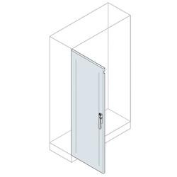 BLIND DOOR+HAN. DOUB. DOOR 1000 x 400MM 7035