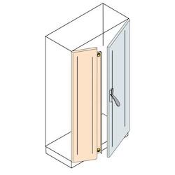 BL. DOOR+OVERLAP. CLOS. 2200 x 200MM (H x W) 7035