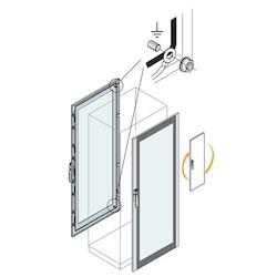 TRASPARENT DOOR 2200 x 1000MM (H x W) 7035