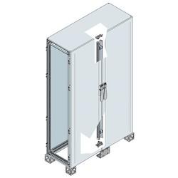 BLIND DOOR ENCLOSURE 1800 x 1200 x 400 7035