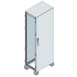 BLIND DOOR ENCLOSURE 2200 x 400 x 800MM 7035