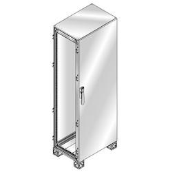 CABINET BLIND DOOR ST. STEEL 2000 x 600 x 500