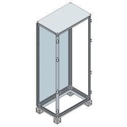 ENCLOSURE WITHOUT DOOR 2000 x 600 x 500-7035