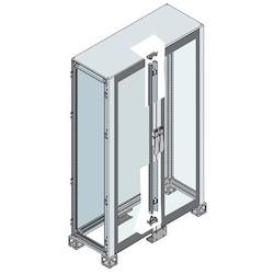 GLASS DOOR ENCLOSURE 1800 x 1200 x 600 7035