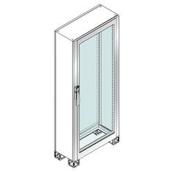 GLASS DOOR ST. STEEL 2000 x 600