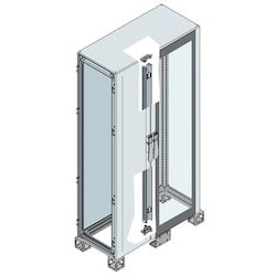 ENCL. +CAB. CO. W=200T. DOOR1800 x 800 x 6007035