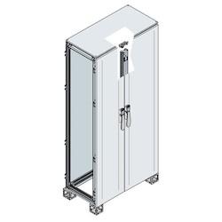 ENCL. DOUB. B. DOOR W400 1800 x 1000 x 400 7035