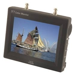 5.6 in. Field Monitor Battery Pack, BNC In/Out, NTSC/PAL, 960x234, 200NIT Order AC-2000