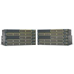 WS-C2960S-24PD-L | CISCO