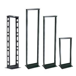 "Standard Rack - Numbers Up - 84"" High (2134mm)"