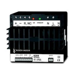 8208 MDRC (modular DIN rail component) amplifier