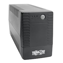 Line Interactive UPS, Schuko CEE 7/7 (2) - 230V, 450VA, 240W, Ultra-Compact Design