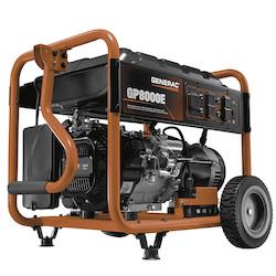 GP8000E -GP Series 8000E Portable Generator