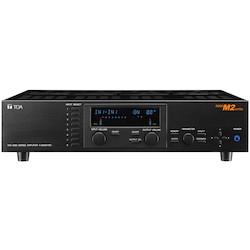 ModULar Digital Matrix Mixer/Amplifier, Up To Eight Mic/Line Inputs And Seven Line Outputs, Digital Signal Processor/Amplifier (1x 240W @ 70V), Rack-kit Included (2U)