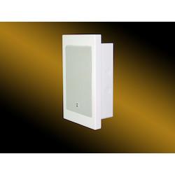 Speaker, Ceiling Mount, 25/70 Volt, 30 Watt, 40 to 20000 Hertz, 8/16 Ohm, 90 dB, 230 MM Diameter x 238 MM Depth, 200 MM Mounting Hole Diameter, ABS Plastic Baffle/Rim