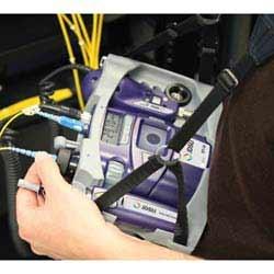 Kit de fibre essentiels : 200/400 x sonde FBP, VFL, nettoyage, transporteur, avec affichage HP3-60-P4