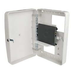 WIRELESS ACCESS POINT, ENCLOSURE WITH LOCK -, SURFACE-MOUNT