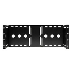Mounting Rail, MONITOR RACK-MOUNT BRACKET, 4U, FOR LCD MONITOR UP TO, 17-19 IN.