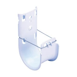 "nVent CADDY Cat HP J-Hook, PG, Painted, White, 1 5/16"" dia"