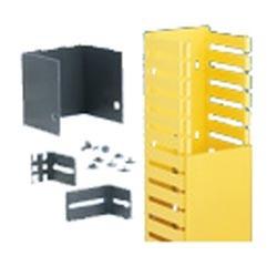 """Kit, 4 """"x 4"""" (100 x 100 mm), FiberRunner, jaune"""