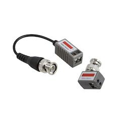 GEM Electronics CCTV Balun, BNC Male, 1 Pair - (BLN-MTPT2)