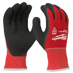 12 PK Cut Level 1 Insulated Gloves - L