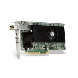 MATROX EXTIO 3 N3208 IP KVM EXTENDER - TRANSMITTER CARD