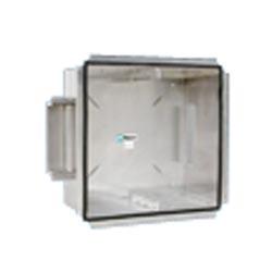 Zone de dans-plancher câblage Fibre boîte 6 RU
