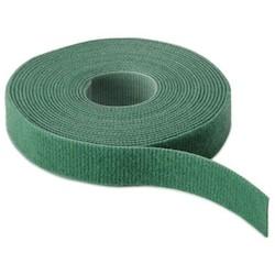 """Grip Tie Roll, 180"""" Long, .75"""" Wide, PA6/PP, Green, 1/pkg"""