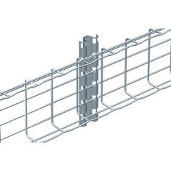 CSN RAIL - FAST ASSEMBLING    SYSTEM - 400 MM(L)            GALVANISED STEEL
