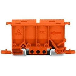 Mounting Carrier; 222 Series; For DIN-35 Rail Mounting/screw Mounting
