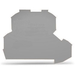 End And Intermediate Plate; 0.8 mm Thick