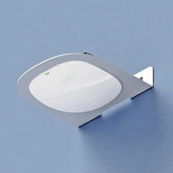 Right-angle Wifi Access Point Wall Bracket For Aruba AP325