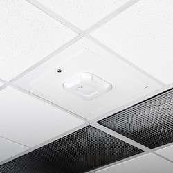 Locking Suspended Ceiling Tile Access Point Enclosure, 18.5 X 18.5 X 3 In. Back Box, Cisco 2600/2700/3500/3600/3700 Series Door
