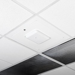 Locking Suspended Ceiling Tile Access Point Enclosure, 18.5 X 18.5 X 3 In. Back Box, Cisco 4800 Series Door