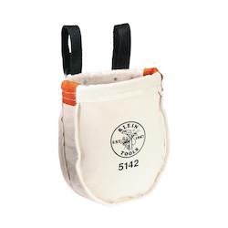 Canvas Utility Bag with Interior Pocket