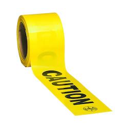 Caution Warning Tape Barricade 200-Foot