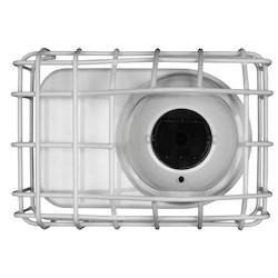 "Smoke Beam Damage Stopper for Xtralis OSID Beam, 167mm (6.57"") H x 234mm (9.2"") W x 104mm (4.1"") D"