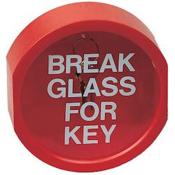 Small Key Box - Plexiglass
