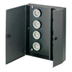 Wall Mount Enclosure With 8 FAP Openings