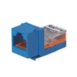 NK Category 5e leadframe Jack module, Blue
