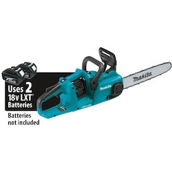"18V X2 (36V) LXT Lithium-Ion Brushless Cordless 14"" Chain Saw (Tool Only)"