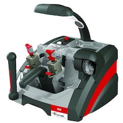 Vehicle Key, Non-Transponder, Semi-Automatic, 110/220 Volt, For General Motors
