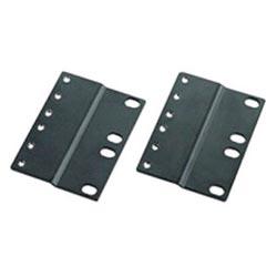 "Panel Extender Bracket 2 RU, converts 19"" horizontal panels to 23"" panels"