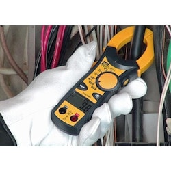 Clamp-Pro Clamp TRMS Meter 600 Amp, 3 measurement ranges 40,400,600ACC, non-contact voltage indicator, tapered jaws, auto/manual ranging, data hold, auto power off, low batt indicator, 2 year warranty