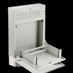 """Tilt Out Wall Cabinets for 19"""" Equipment 3RU"""