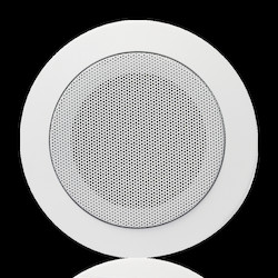 """4"""" Loudspeaker with 70.7V-4W Transformer and T720-4 Baffle"""